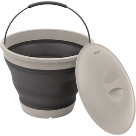 Outwell Collaps Bucket with Lid navy night